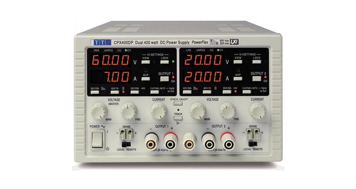 CPX 400DP F700